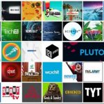 Pluto TV channels