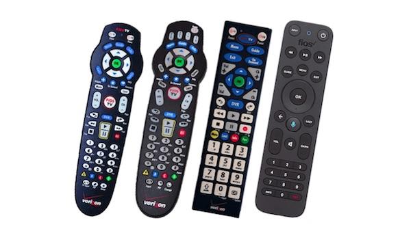 Verizon Fios TV One Remotes