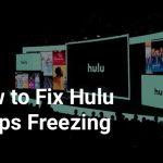 hulu keeps freezing