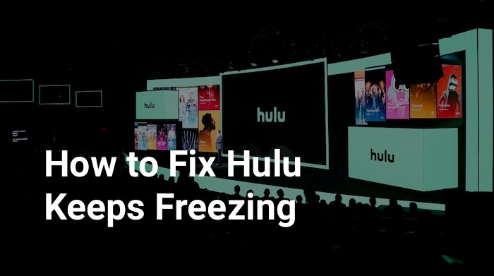 hulu keeps freezing