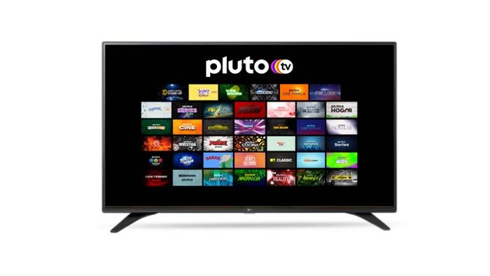 stream pluto tv on lg tv