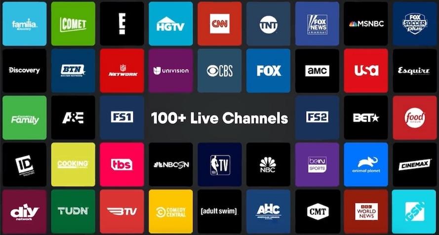 fubotv channels lineup 2021