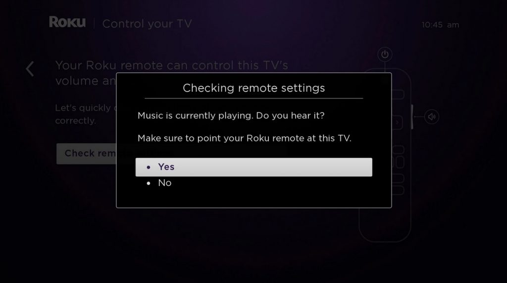 program roku remote