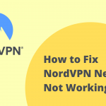 nordvpn netflix not working